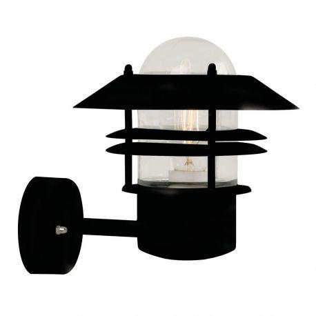 Blokhus udendørslampe - Sort - Nordlux