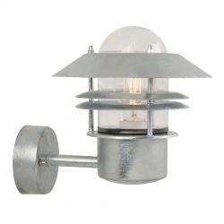 Blokhus udendørslampe - Galvaniseret - Nordlux