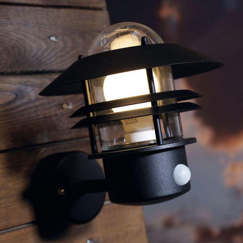 Nordlux Væglampe Med Sensor