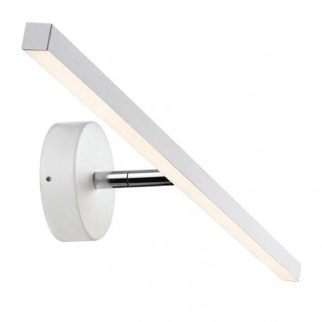 Nordlux IP S13 60 LED væglampe - Hvid
