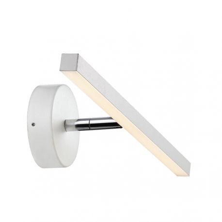 Nordlux IP S13 40 LED væglampe - Hvid
