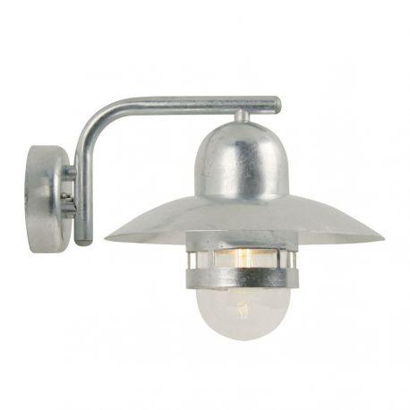 Nibe udendørslampe - Galvaniseret stål