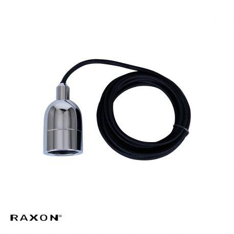 RX-PRO P1-E27 240V - Sort/chrom
