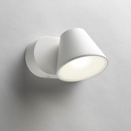 Light-Point Cup 1 væglampe - Hvid