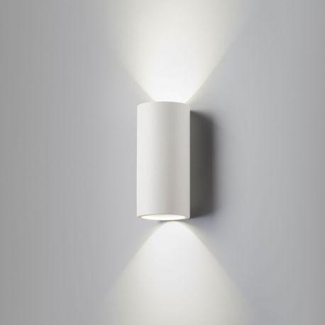 Zero W1 væglampe - Hvid - Light-Point