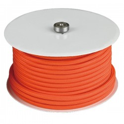 Orange stofledning