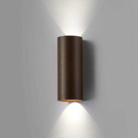 Zero W2 væglampe - Mocca - Light-Point