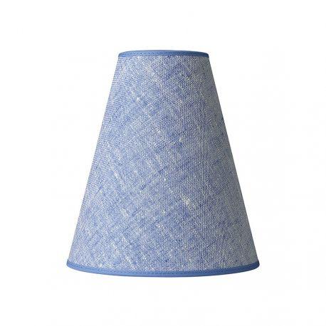 Trafikskærm - Carolin blå nistret - Ø20