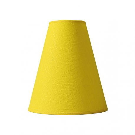 Trafikskærm - Carolin gul - Ø20