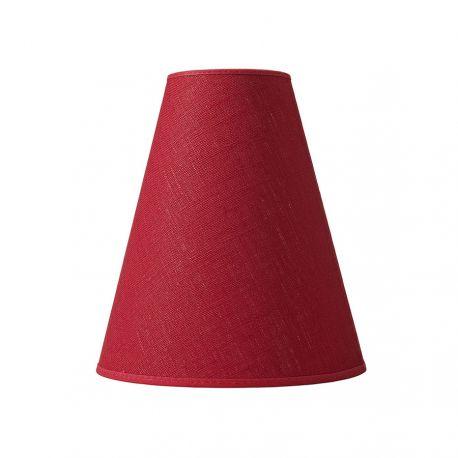 Trafikskærm - Carolin rød - Ø20