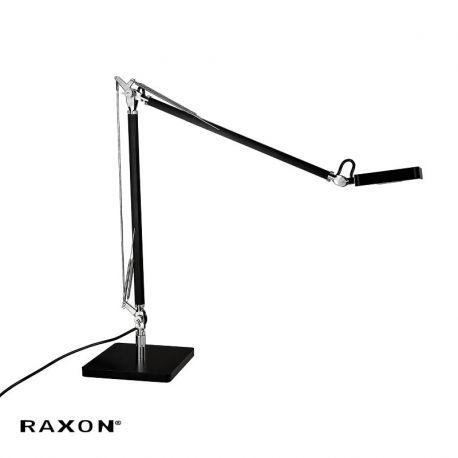 F8 LED T1 skrivebordslampe - Sort - Raxon