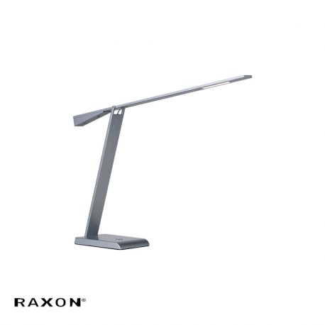 C6 LED T1 skrivebordslampe - Silver - Raxon