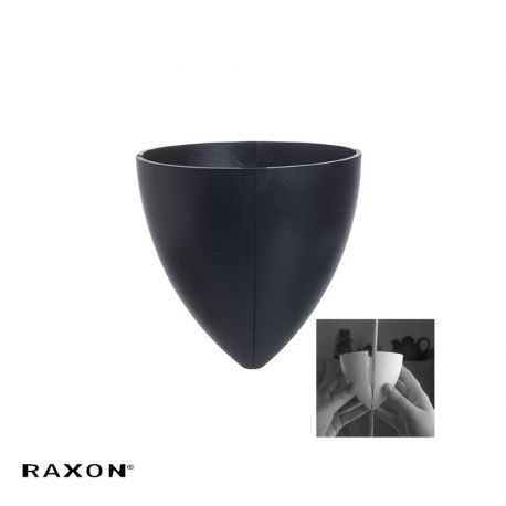 Split loftbaldakin - Sort - Raxon