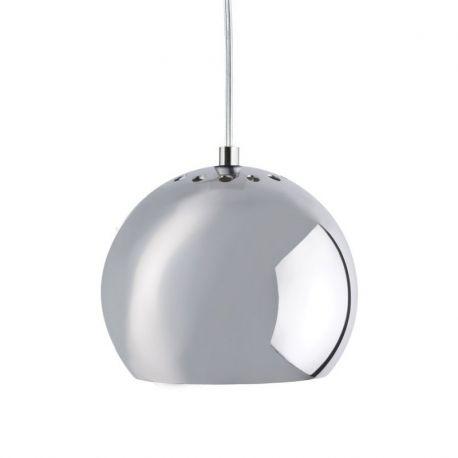 Frandsen Ball pendel - Blank krom