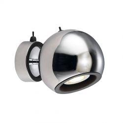 Lampekonsulenten Eye væglampe - Krom