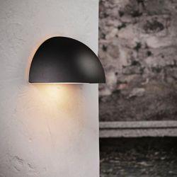 Pisa væglampe - Sort