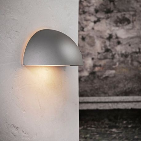 Pisa væglampe - Antracit