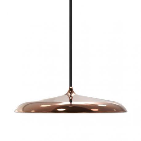 Nordlux artist 25 pendel   kobber   find design belysning hos lys ...