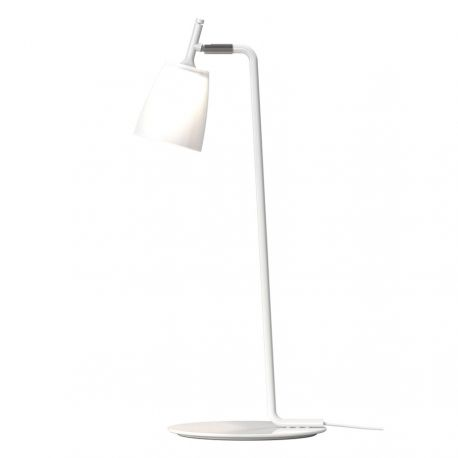 Luna bordlampe - Hvid - Nordlux