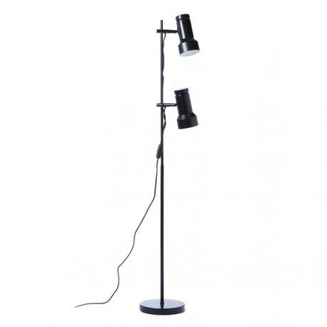 Frandsen Klassik gulvlampe - Sort