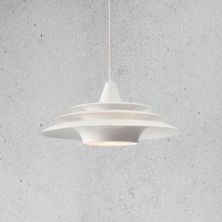 Saturn pendel - Hvid - Ø40 - Nordlux