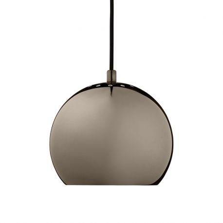 Frandsen Ball pendel - Sortforkromet