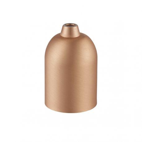 Metalfatning E27 - Kobber - Halo Tech Design