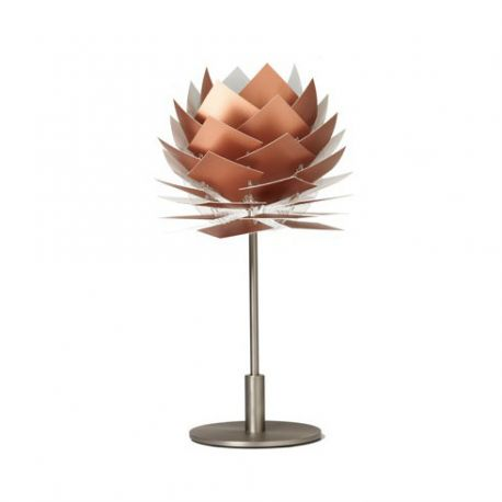 PineApple XS bordlampe - Kobber