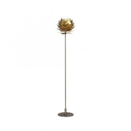 PineApple XS gulvlampe - Guld