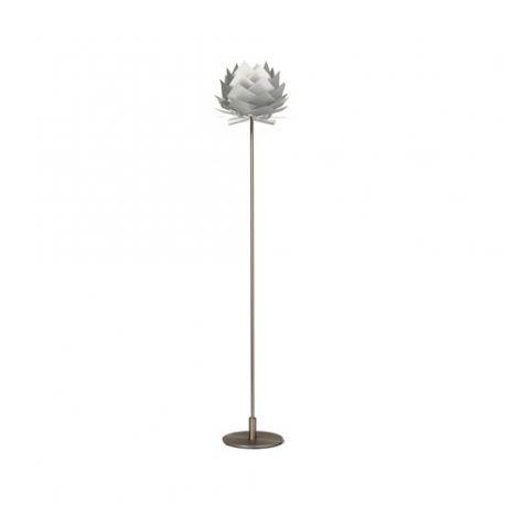 PineApple XS gulvlampe - Aluminium