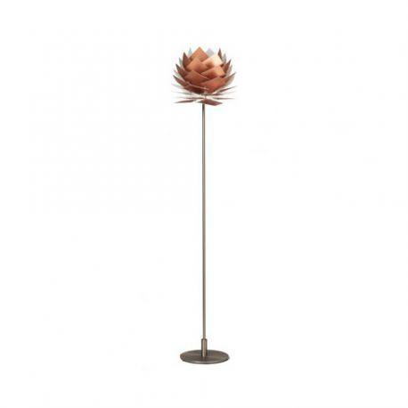 PineApple XS gulvlampe - Kobber
