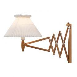 Le Klint 332 Saxlampe inkl. 6/21 Skærm - Lys eg
