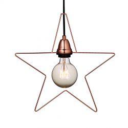 Clara stjerne - Kobber