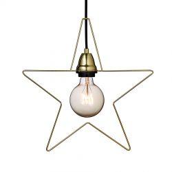 Clara stjerne - Messing
