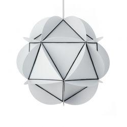 Illumin Rubber20 pendel - Hvid - Dyberg Larsen