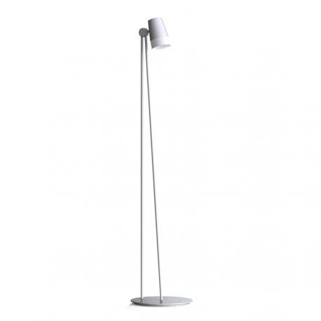 Sonate gulvlampe - Hvid - Lampekonsulenten