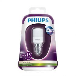 Philips LED køleskabs/emhættepære 1,7W (15W) Varm hvid E14