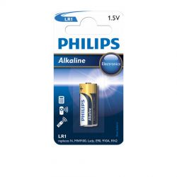 Philips LR1 Power Alkaline batteri 1,5V