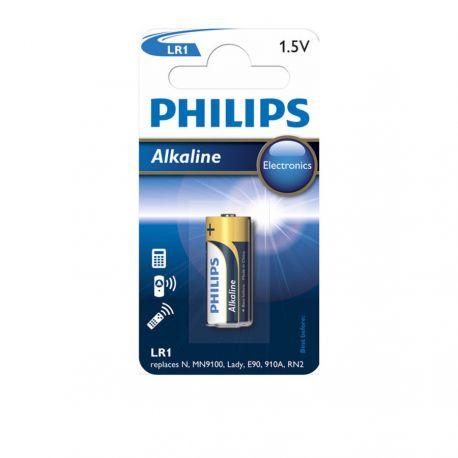 Philips LR1 Power Alkaline batteri 1,5V