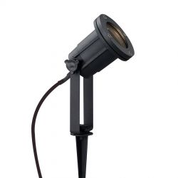 Spotlight LED m/spyd - Sort - Nordlux