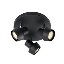 Markslöjd Urn loftlampe - Sort