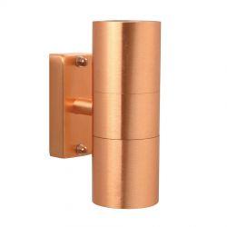 Nordlux Tin væglampe - Kobber