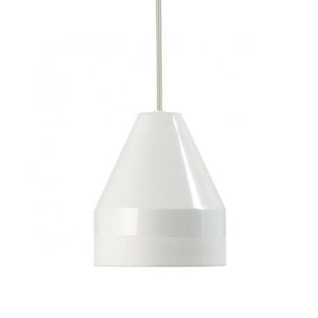 Dyberg Larsen Crayon pendel - Hvid - Ø18