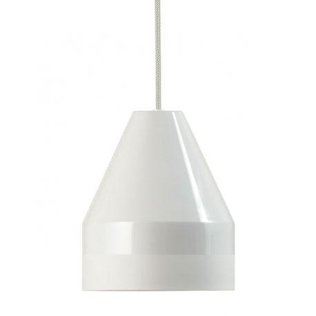 Dyberg Larsen Crayon pendel - Hvid - Ø45