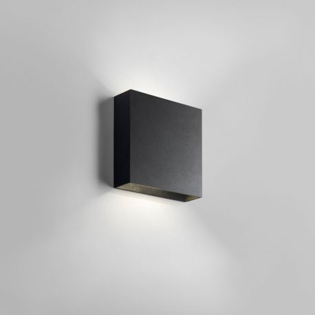 Compact W1 væglampe - Sort - Light-Point