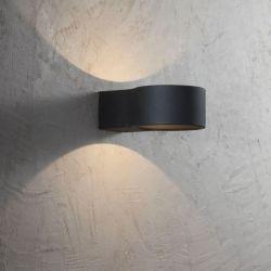 Nordlux Ring væglampe - Sort