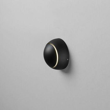 Light-Point Luna W1 væglampe - Sort