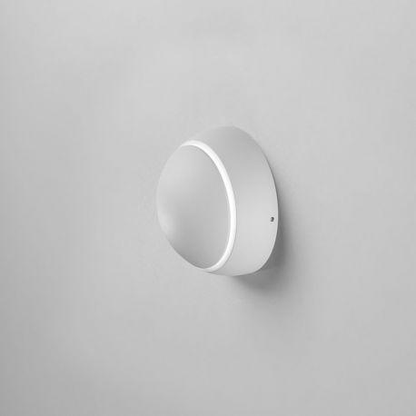 Light-Point Luna W2 væglampe - Hvid