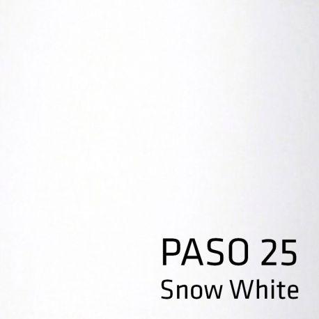 Paso 25 tekstil lampeskærm - Snow white