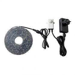 LED IP67 RGB Strip 5 meter m/fjernbetjening